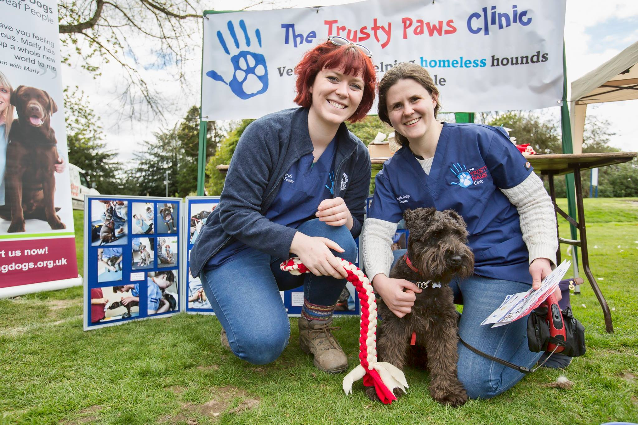 Customer Spotlight: The Trusty Paws Clinic