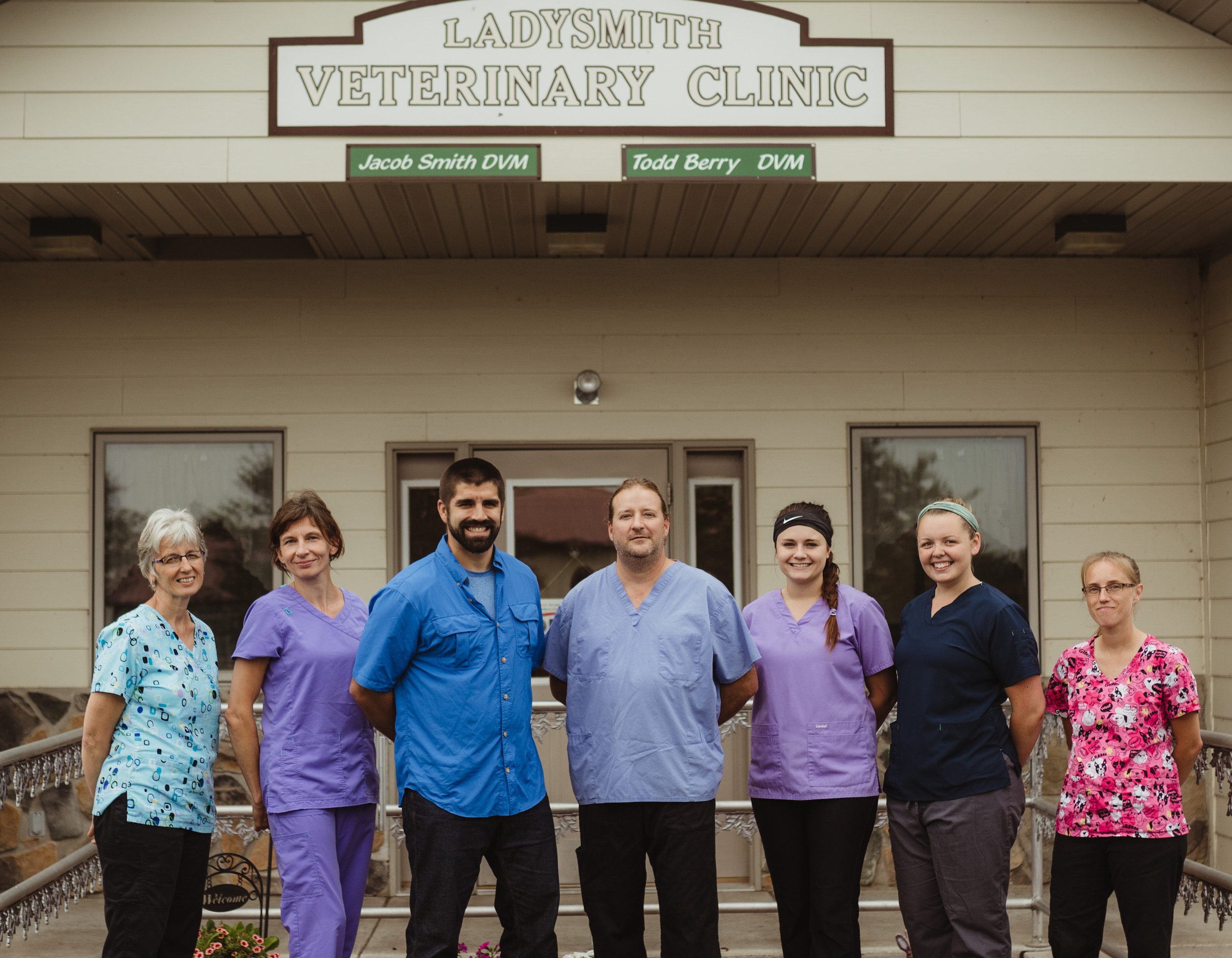 Customer Spotlight: Ladysmith Veterinary Clinic